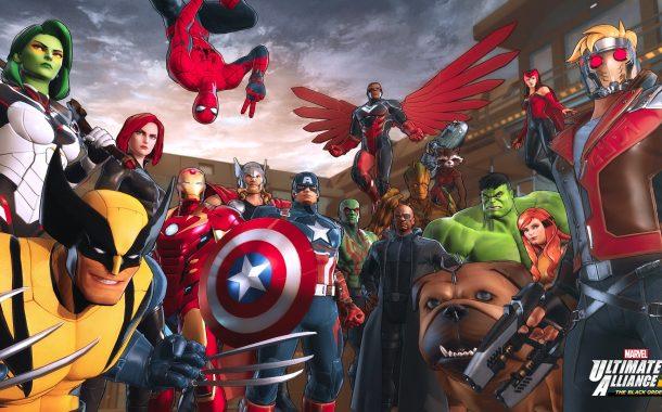 قهرمانان مارول دوباره در Ultimate Alliance 3 کنار هم میآیند، ولی فقط روی نینتندو سوییچ