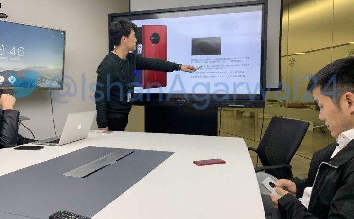اولین عکس از وان پلاس ۷ یا OnePlus 5G لو رفت