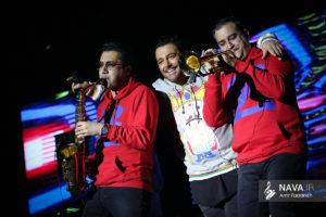 کنسرت محمدرضا گلزار در سنندج برگزار شد