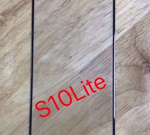 حاشیههای نمایشگر گلکسی اس۱۰ لایت اندازه یکسان خواهند داشت