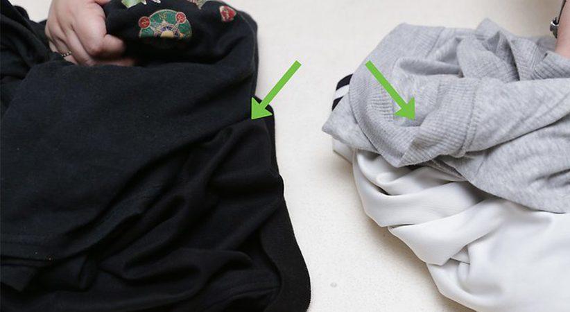 چند نکته مهم برای شستوشو و مراقبت از لباسهای مشکی