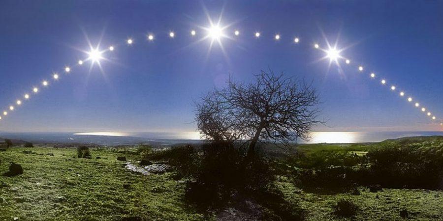 شب یلدا در فضا چه اتفاقی میافتد؟