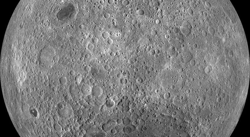 دور از چشم بشر؛ در نیمهی پنهان ماه چه خبر است؟