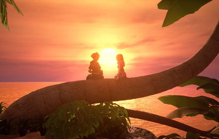 پایان مخفی Kingdom Hearts III در قالب یک آپدیت به بازی اضافه میشود