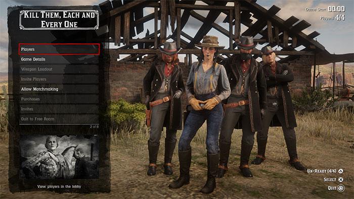 حالت بتل رویال به Red Dead Online آمد
