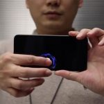 سنسور اثر انگشت جدید شیائومی مساحت بیشتری در نمایشگر دارد