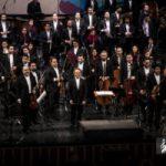 جشنواره موسیقی فجر میزبان ارکستر سمفونیک تهران شد/ پرواز پرنده آتشین بر فراز تالار وحدت