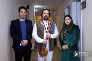 هژیر مهرافروز آخرین کنسرت امسال خود را برگزار کرد