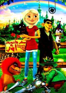 دانلود انیمیشن Fantastic Journey to Oz سفر جادویی به اوز دوبله فارسی