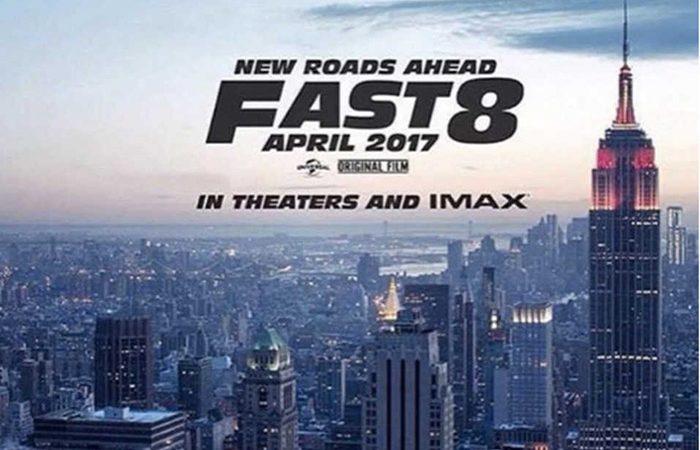اولین پوستر از قسمت جدید فیلم سریع و خشن منتشر شد