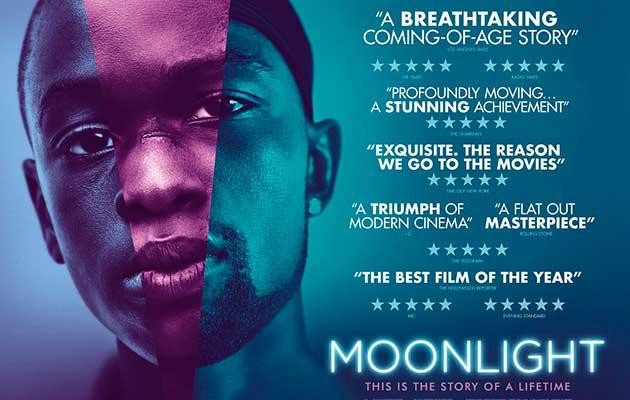 Moonlight 2016 Academy Award-winning film