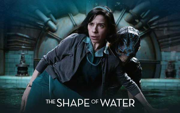 The Shape of Water 2017Academy Award-winning film