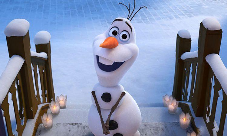 تاریخ اکران انیمیشن Frozen 2
