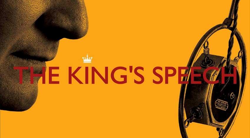 the king's speech 2010 Academy Award-winning film