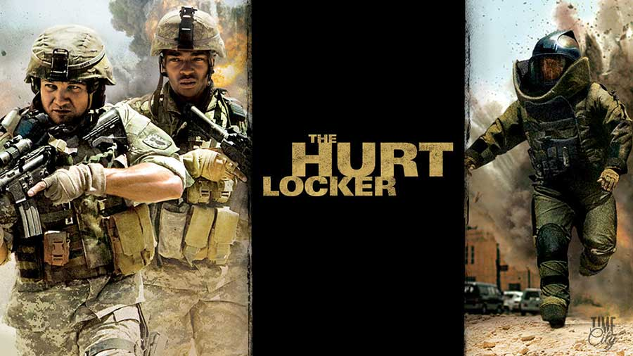 The Hurt Locker 2009 Academy Award-winning film