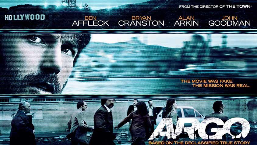 Argo 2012 Academy Award-winning film