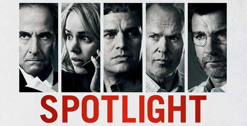 Spotlight 2015 Academy Award-winning film