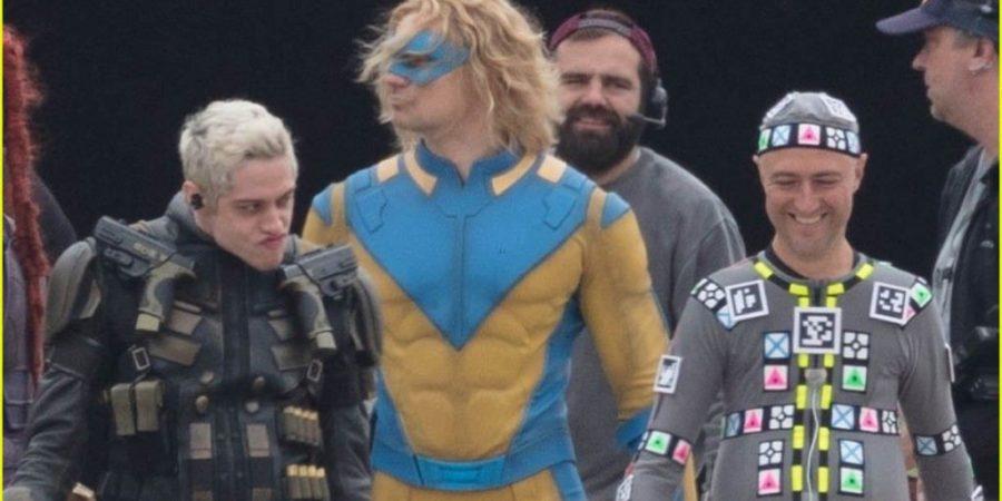 نخستین تصاویر از پشت صحنهی The Suicide Squad، با حضور بازیگران جدید