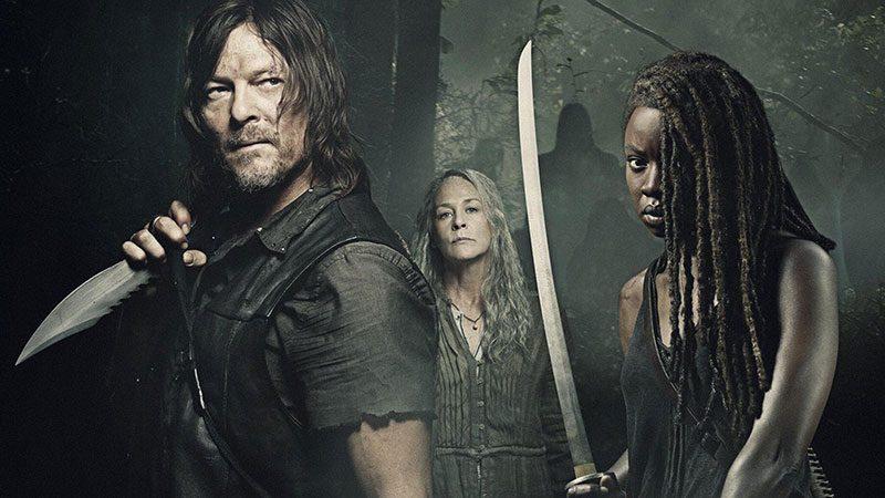 سریال The Walking Dead برای فصل یازدهم تمدید شد؛ مگی بازمیگردد