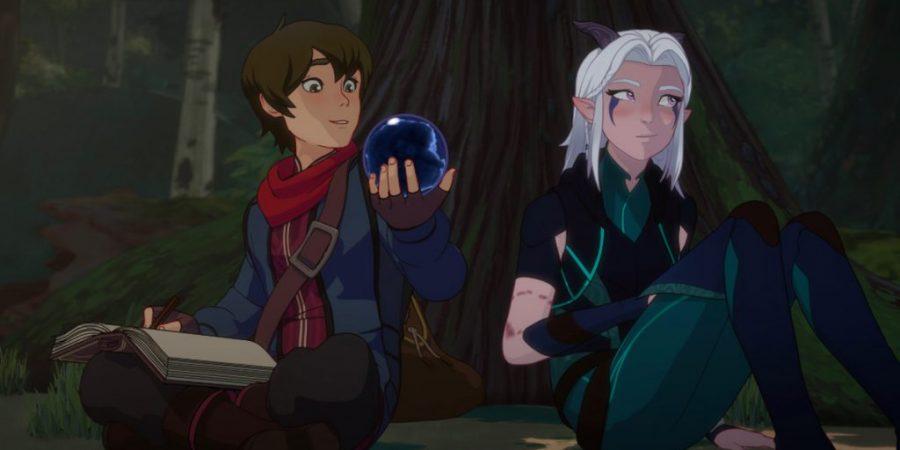 نتفلیکس تاریخ انتشار فصل سوم The Dragon Prince را مشخص کرده است.