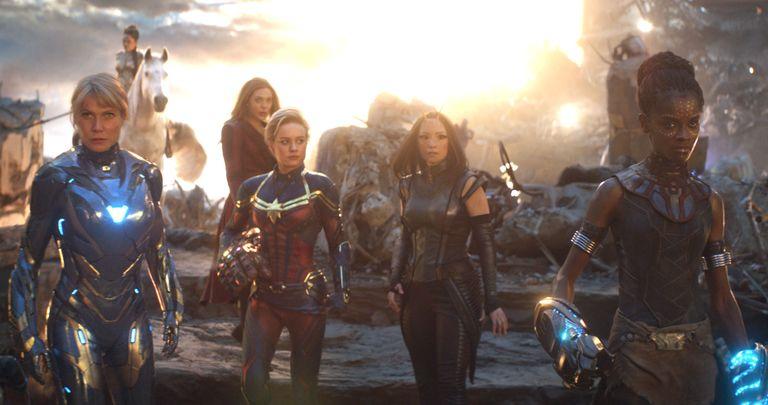 بازیگران مارول از کوین فایگی درخواست ساخت فیلمی را کردهاند که تمامی قهرمانان زن باشند.