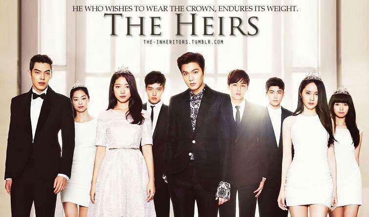 سریال کره ای The Heirs