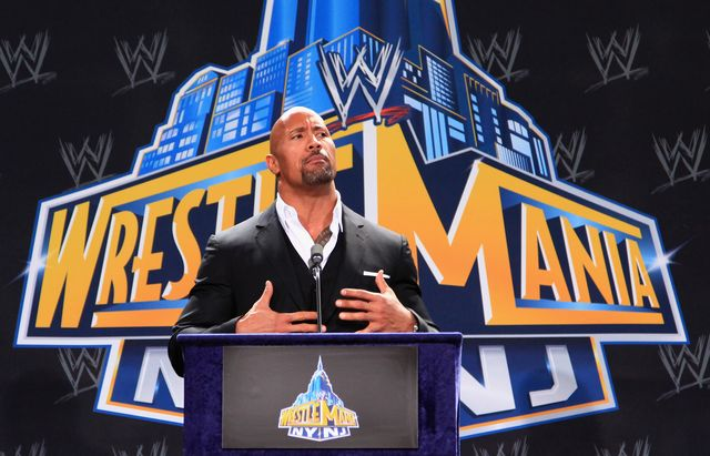 دواین جانسون یکبار دیگر به مسابقات WWE بازخواهد گشت.