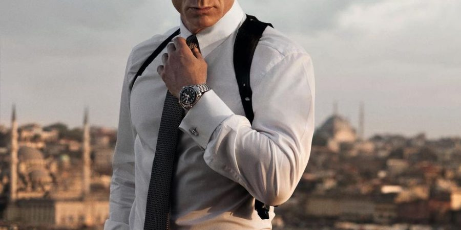 جیمز باند 25 بینندگان را شوکه خواهد کرد