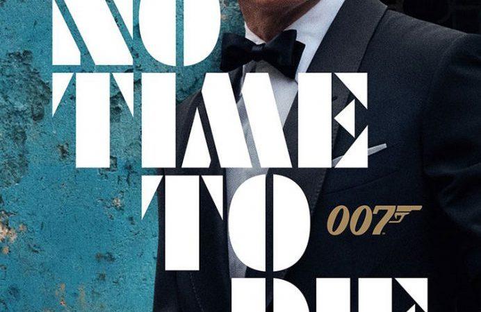اولین پوستر 25امین فیلم باند منتشر شد