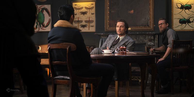 تاریخ اکران فیلم سینمایی جنتلمن 2020 – The Gentlemen