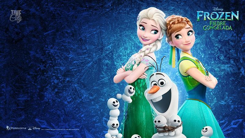 Frozen main theme