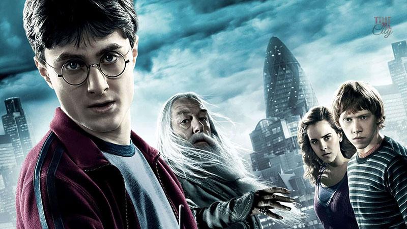Harry potter main theme