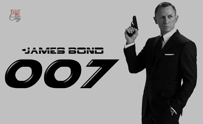 James bond main theme
