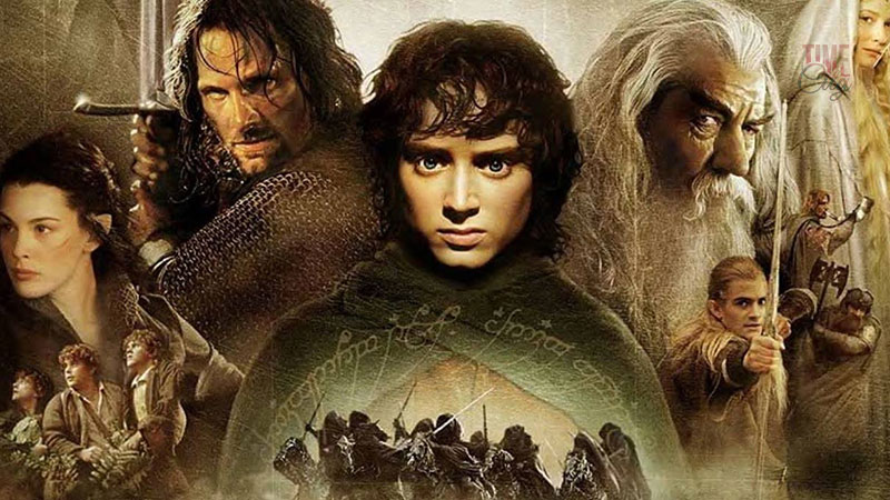 The lord of the rings main theme