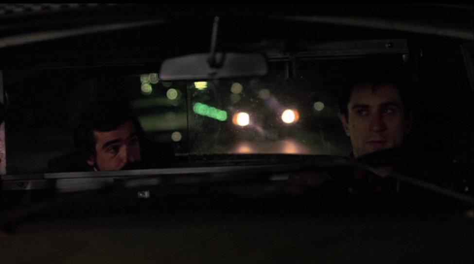 marty and bobby in taxi driver