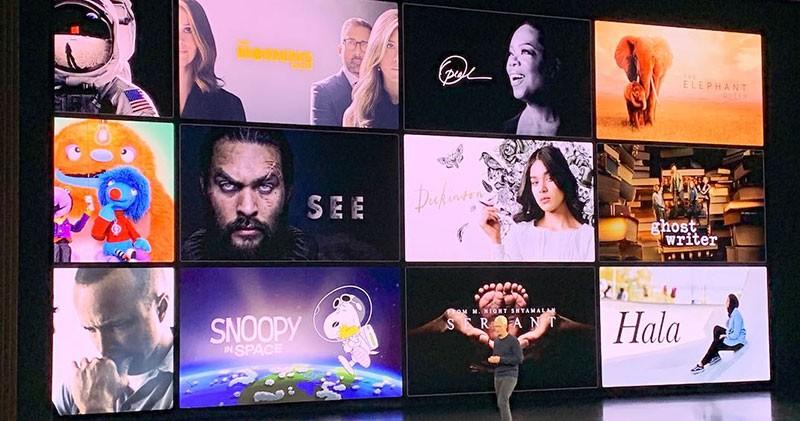 بازخورد های اولیه نسبت به سریال های +Apple TV