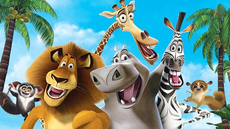 Madagascar Main theme