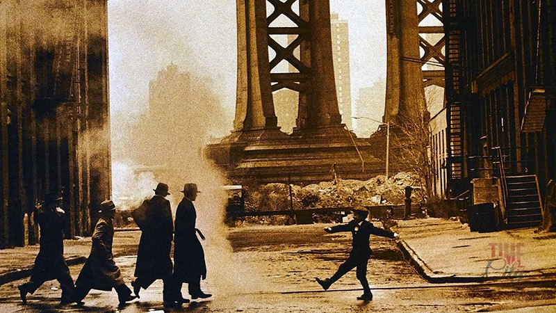 once upon time in america main theme