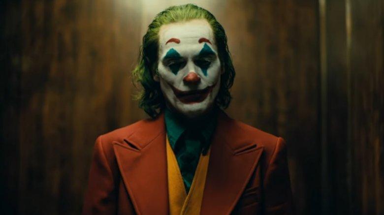 Joker is alone
