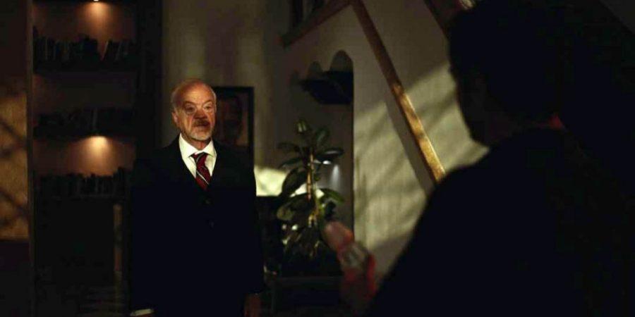 نقد فیلم آن شب – غریبه ای در آینه است
