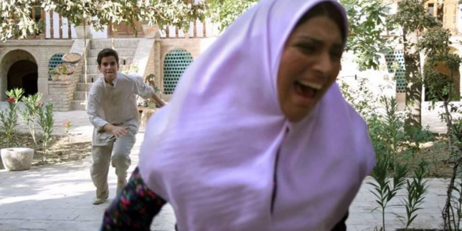 صحنه های خشونت آمیز و دردسرساز سینمای ایران