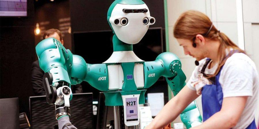 آموزش سریع ربات ها برای انجام کارهای سنگین