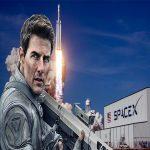 فیلم جدید تام کروز در فضا