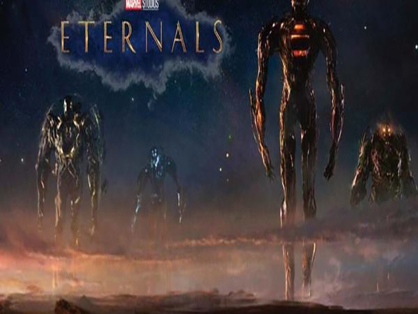 معرفی کامل فیلم The Eternals 2021