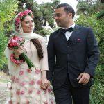 بیوگرافی هانیه غلامی و همسرش